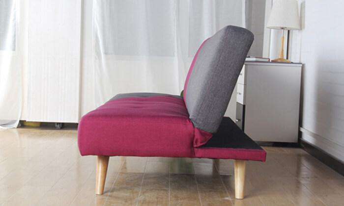 5 ספה נפתחת למיטה KLAUS