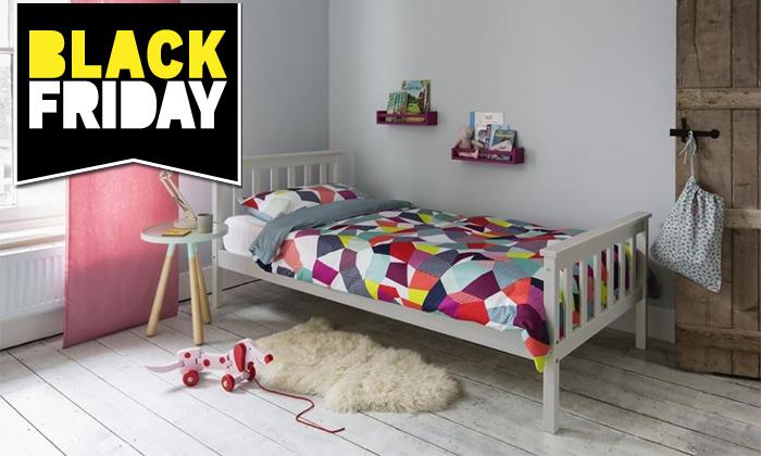 3 מיטת ילדים ברוחב וחצי BRADEX