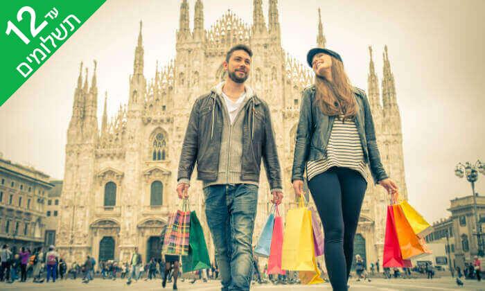 3 סטינג במילאנו - חופשה והופעה