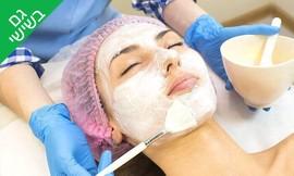 טיפולי פנים בסודות הטיפוח