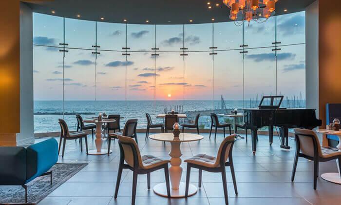 3 יום כיף וספא במלון הרודס תל אביב
