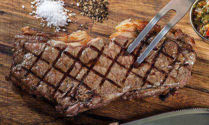 10 מסעדת רק בשר, תל אביב - ערב יינן עם ארוחת ערב זוגית
