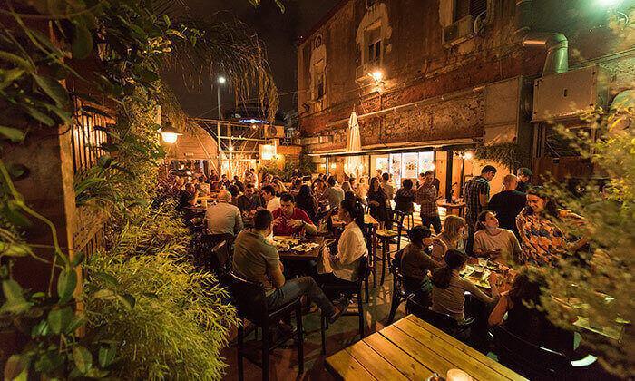 3 מסעדת רק בשר, תל אביב - ערב יינן עם ארוחת ערב זוגית