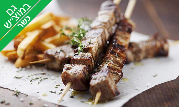 10 ארוחת בשרים זוגית במסעדת הגריל הלוהט הכשרה, תל אביב