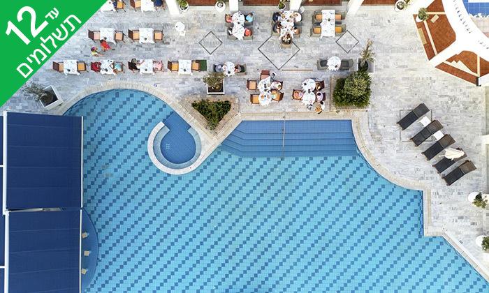 4 כרתים - חופשת קיץ הכול כלול במלון 5* Radisson Blu מול הים
