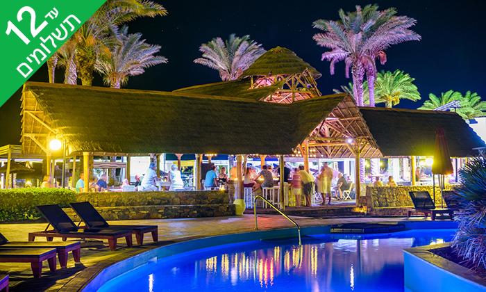 8 כרתים - חופשת קיץ הכול כלול במלון 5* Radisson Blu מול הים