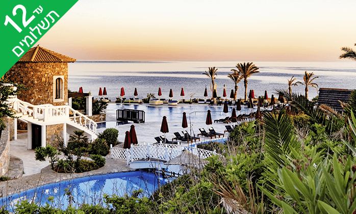 10 כרתים - חופשת קיץ הכול כלול במלון 5* Radisson Blu מול הים