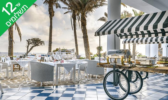 7 כרתים - חופשת קיץ הכול כלול במלון 5* Radisson Blu מול הים
