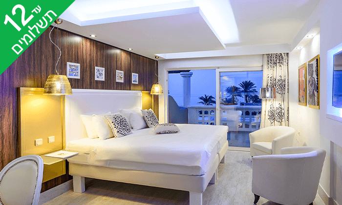 9 כרתים - חופשת קיץ הכול כלול במלון 5* Radisson Blu מול הים