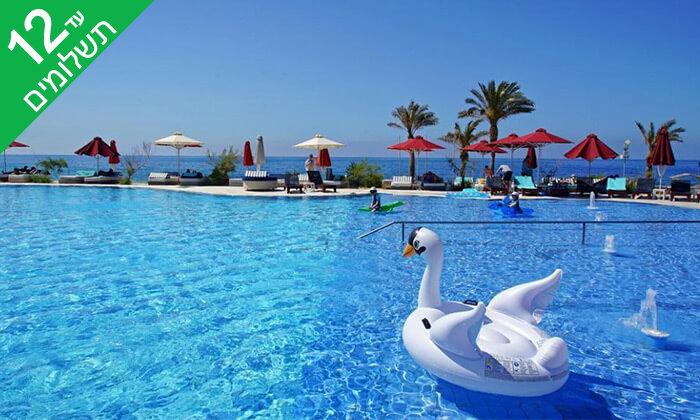 2 כרתים - חופשת קיץ הכול כלול במלון 5* Radisson Blu מול הים
