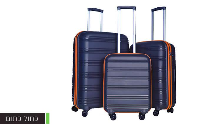 11  סט 3 מזוודות CALPAK