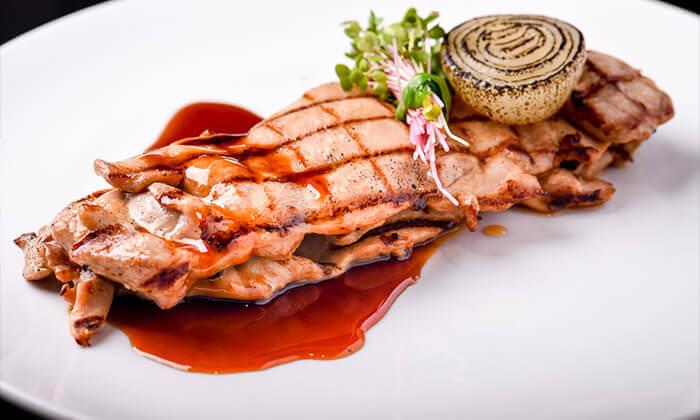 5 מסעדת לחם בשר הכשרה למהדרין בנמל תל אביב - ארוחת פרימיום זוגית