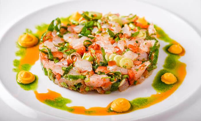 9 מסעדת לחם בשר הכשרה למהדרין בנמל תל אביב - ארוחת פרימיום זוגית