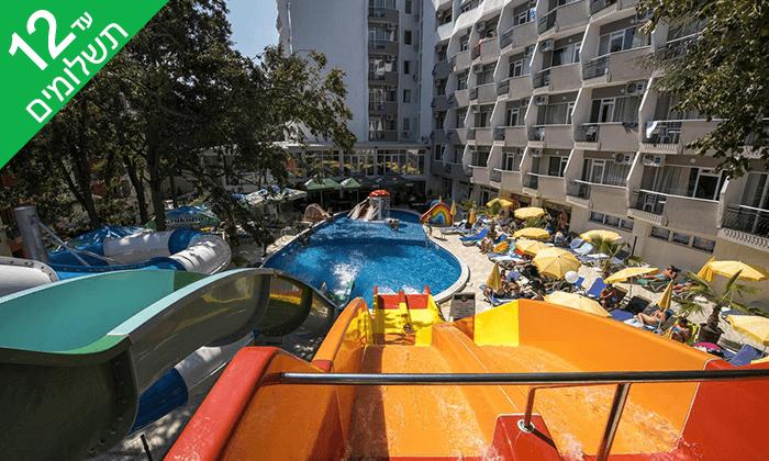 3 ורנה - חופשת הכול כלול במלון מומלץ עם פארק מים
