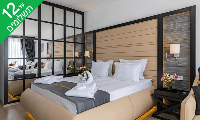 6 ורנה - חופשת הכול כלול במלון מומלץ עם פארק מים