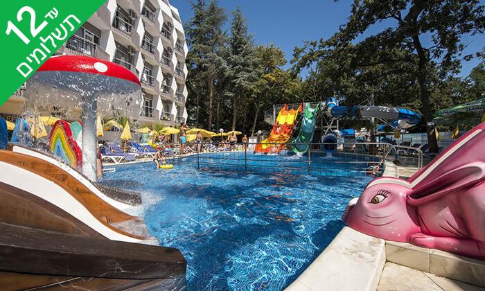 8 ורנה - חופשת הכול כלול במלון מומלץ עם פארק מים