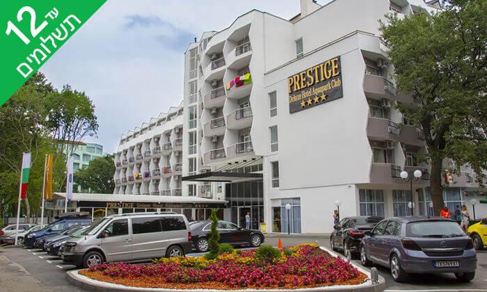 7 ורנה - חופשת הכול כלול במלון מומלץ עם פארק מים