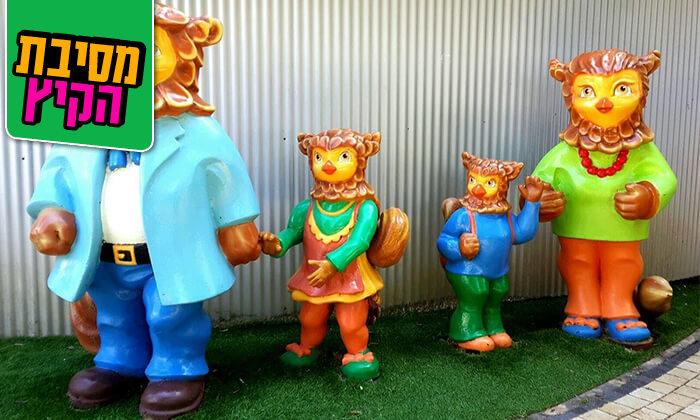 5 מוזיאון הילדים בחולון - כרטיס כניסה להפנינג לילי