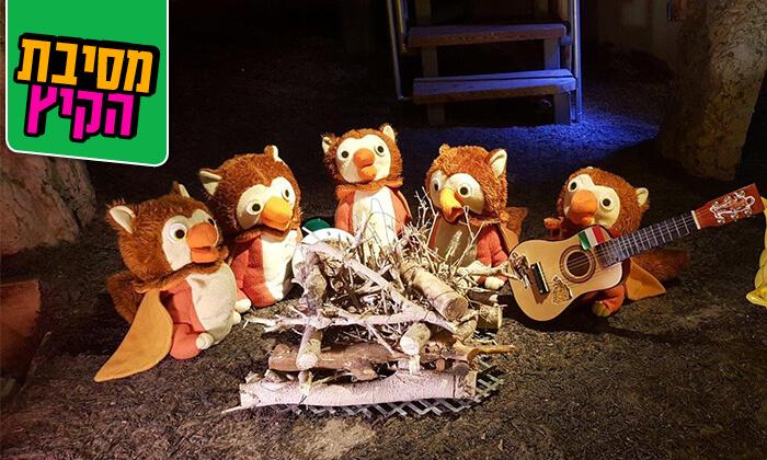 6 מוזיאון הילדים בחולון - כרטיס כניסה להפנינג לילי