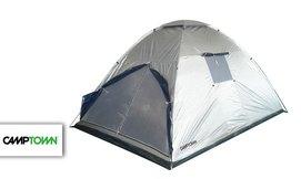 אוהל משפחתי ל-6 אנשים CAMPTOWN