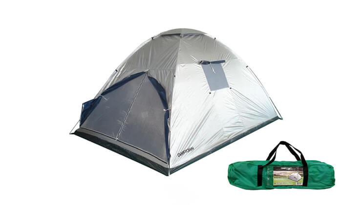 3 אוהל משפחתי CAMPTOWN