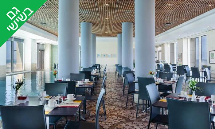 5 ארוחת בוקר בופה במלון Leonardo suite, בת ים