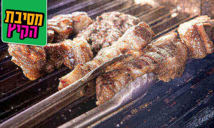 8 מסעדת רק בשר, תל אביב - ארוחה זוגית