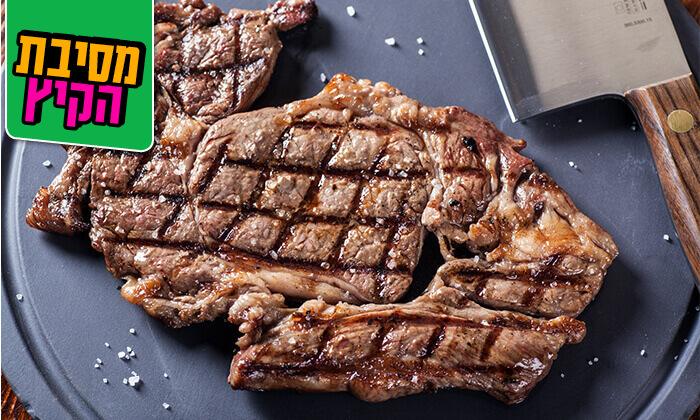 12 מסעדת רק בשר, תל אביב - ארוחה זוגית