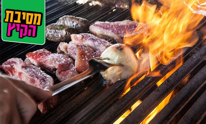 11 מסעדת רק בשר, תל אביב - ארוחה זוגית