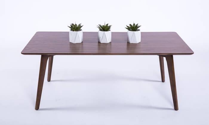 2 שולחן קפה מלבני