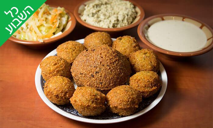 3 המסעדה הלבנונית אבו גוש, תל אביב - ארוחה זוגית