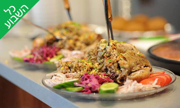 8 המסעדה הלבנונית אבו גוש, תל אביב - ארוחה זוגית