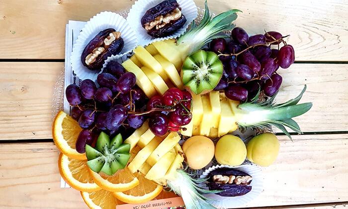 3 יופי של פרי - מגשי פירות מעוצבים וכשרים, תל אביב