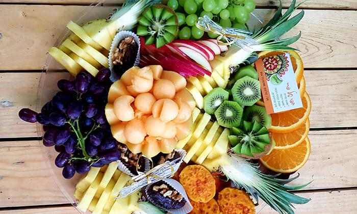 4 יופי של פרי - מגשי פירות מעוצבים וכשרים, תל אביב