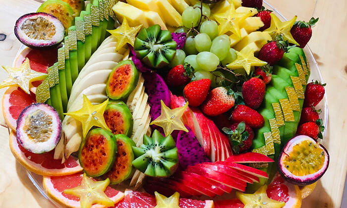 2 יופי של פרי - מגשי פירות מעוצבים וכשרים, תל אביב