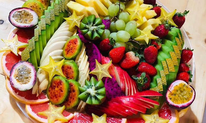5 יופי של פרי - מגשי פירות מעוצבים וכשרים, תל אביב