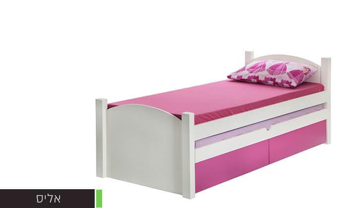 4 מיטת ילדים ונוער