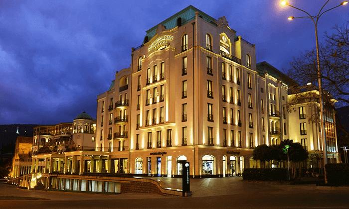 3 חבילת נופש בטביליסי - מלון Ambassadori