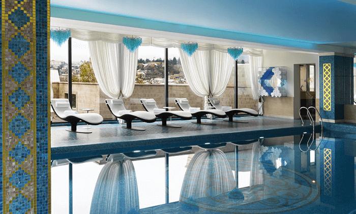 8 חבילת נופש בטביליסי - מלון Ambassadori