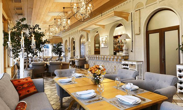 6 חבילת נופש בטביליסי - מלון Ambassadori