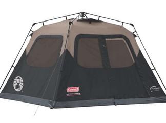 אוהל ל-6 אנשים Coleman
