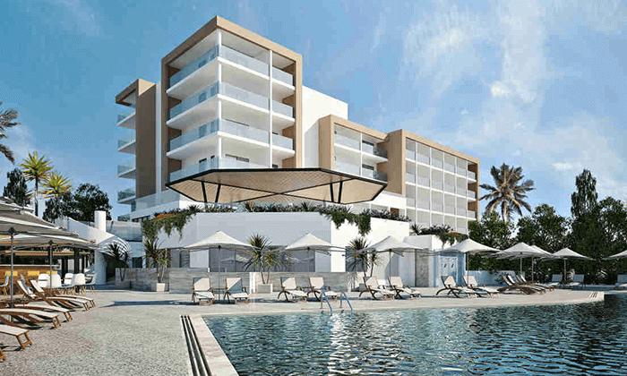 3 חבילת נופש בקפריסין - מלון Leonardo למבוגרים בלבד