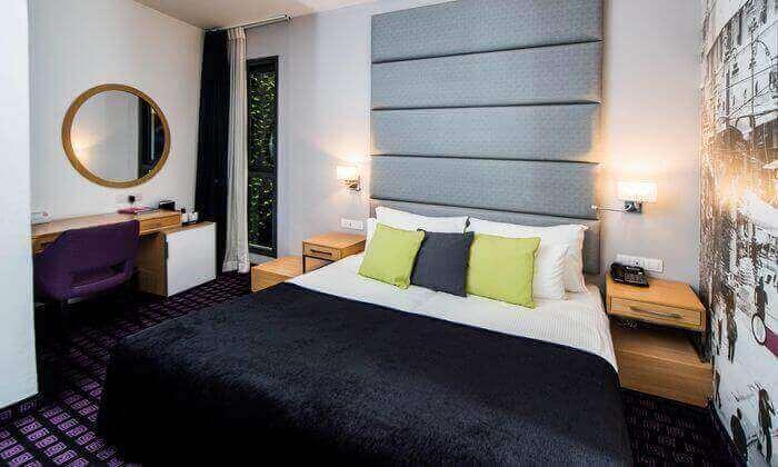 2 מלון אייל ירושלים - לילה זוגי במלון בוטיק