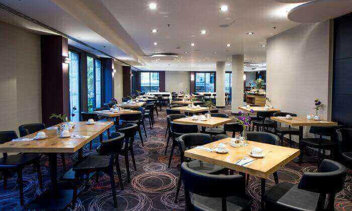 4 מלון אייל ירושלים - לילה זוגי במלון בוטיק
