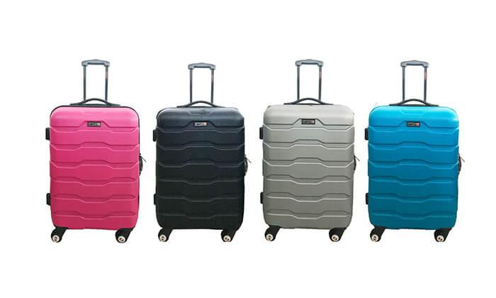 7 זוג מזוודות SWISS