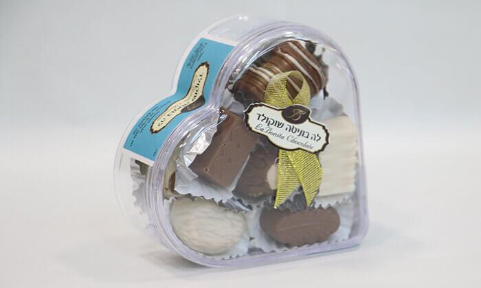 2 בוטיק השוקולד לה בוניטה בגבעת שאול - מארז פרלינים כשר