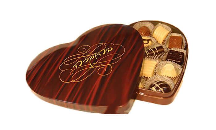 8 בוטיק השוקולד לה בוניטה בגבעת שאול - מארז פרלינים כשר