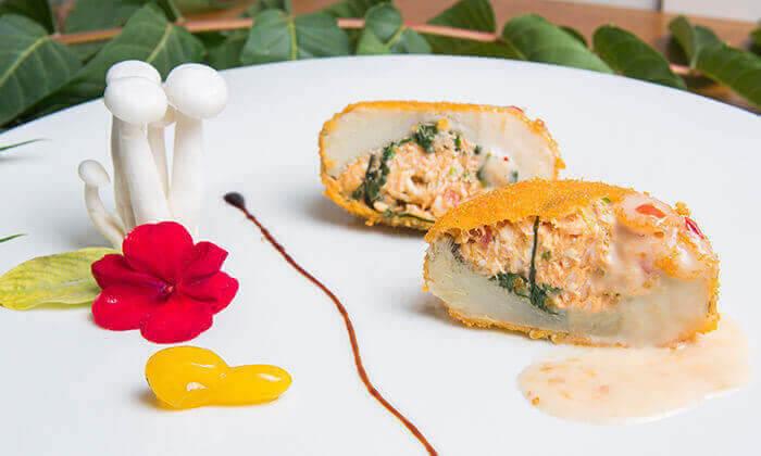 10 פסקדוס בירושלים - ארוחת שף זוגית כשרה למהדרין