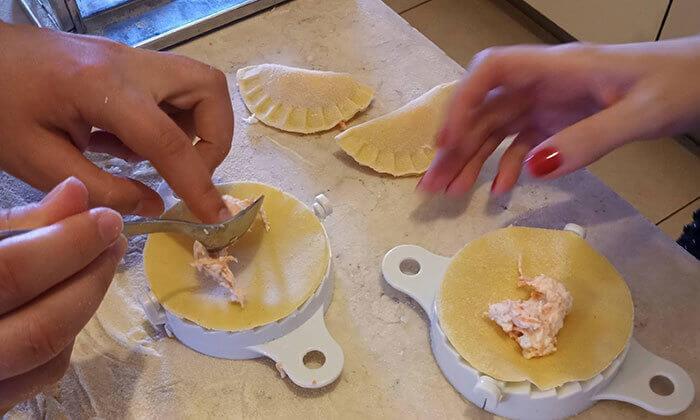 6 השף ג'אקומו - סדנת בישול איטלקי בהוד השרון
