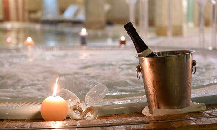 5 ספא מלון הוד המדבר בים המלח - יום פינוק ליחיד או לזוג הכולל עיסוי וארוחת בוקר או צהריים